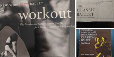 best books for dancers like new york city ballet workout, ballet dictionary