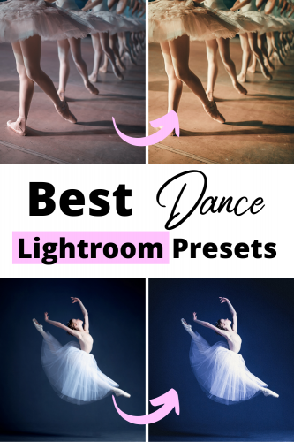 best dance lightroom presets for mobile and desktop