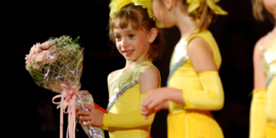 Easily editable dance recital programs, different themes (circus, Disney, reach for the stars, Nutcracker, etc.)
