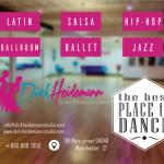 DIRK HEIDEMANN STUDIO OF BALLROOM DANCE