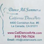California DanceArts